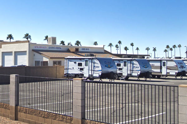 Sunland Sales RV - RV Dealer Glendale Arizona for Palomino